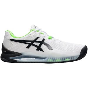 Asics Gel-Resolution 8 Clay Court Shoes – 1041A076-105