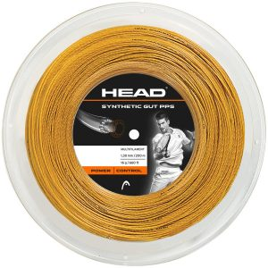 Head Synthetic Gut PPS Black (200m)