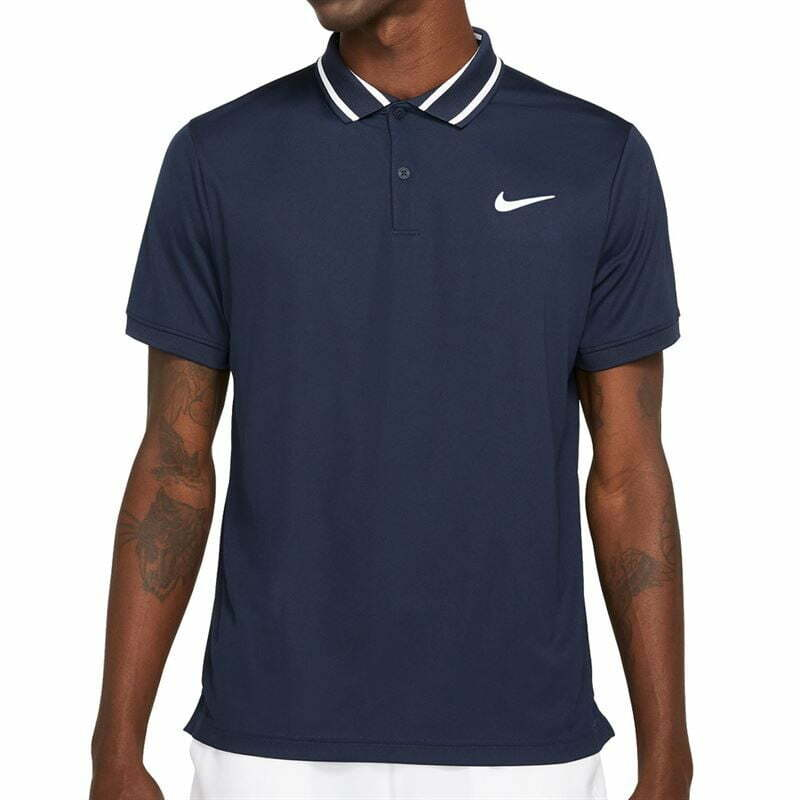 Nike Court Dry Victory Pique Polo